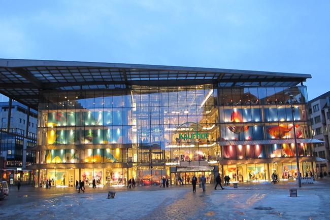 Das Warenhaus zwischen Tietz und Kaufhof - mehr als 100 Jahre Kaufgenuss