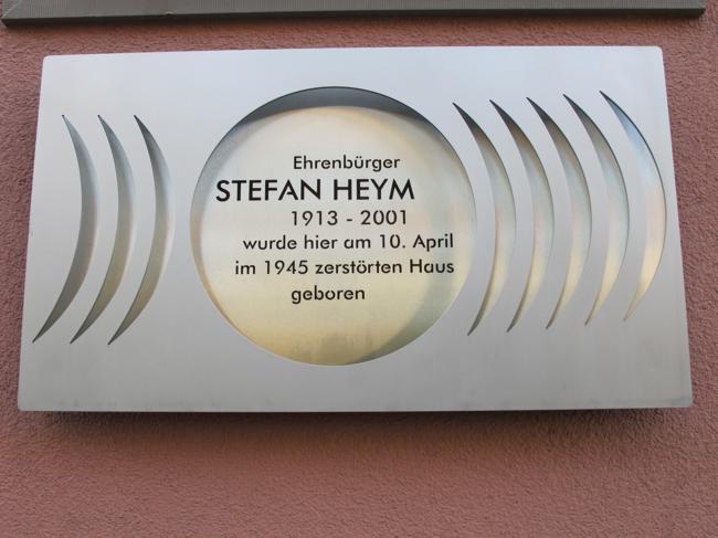 Helmut Flieg alias Stefan Heym – eine Jugend in Chemnitz